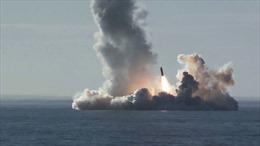Nga tiến hành vụ thử tên lửa đạn đạo lớn nhất kể từ thời Chiến tranh Lạnh