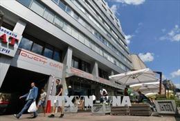 Ukraine 'cấm cửa' hãng thông tấn RIA Novosti của Nga