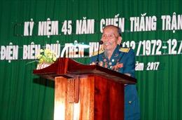 Anh hùng Nguyễn Văn Bảy - phi công huyền thoại bắn rơi 7 máy bay Mỹ qua đời