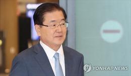 Hàn Quốc muốn đưa thượng đỉnh Mỹ - Triều trở lại đúng 'đường ray'