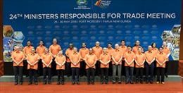 Bộ trưởng thương mại APEC không đạt thỏa thuận về hệ thống thương mại đa phương