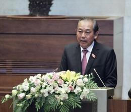 Phó Thủ tướng Trương Hòa Bình chúc mừng Đại lễ Phật đản