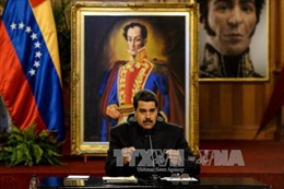 Tổng thống Venezuela Maduro tiếp Chủ tịch Ủy ban Đối ngoại Thượng viện Mỹ