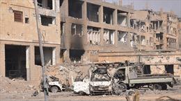 Bốn quân nhân Nga bị phiến quân Syria bắn chết