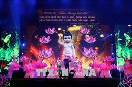 Phật giáo TPHCM tổ chức nhiều hoạt động kính mừng Đại lễ Phật đản Phật lịch 2562
