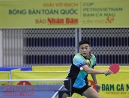 Đoàn Hà Nội thắng lớn tại Giải vô địch bóng bàn toàn quốc Báo Nhân Dân