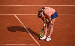 Giải quần vợt Pháp mở rộng 2018: Những ứng cử viên hàng đầu 'rơi rụng'