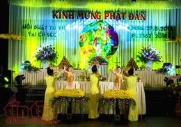 Phật tử Việt Nam tại Séc đón mừng Phật Đản 2018