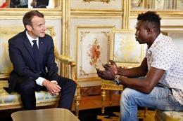 """'Người nhện"""" Mali được cấp quốc tịch Pháp"""