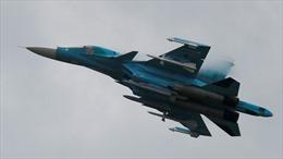 Thực hư vụ Su-34 của Nga rượt đuổi chiến đấu cơ Israel tại Liban