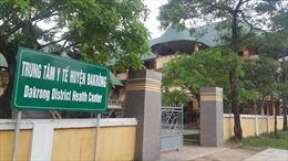 Vụ sinh phẩm hết hạn: Kỷ luật nguyên giám đốc bệnh viện