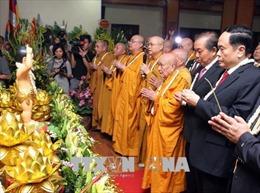 Đại lễ Phật đản phát huy tinh thần gắn bó, đồng hành cùng dân tộc