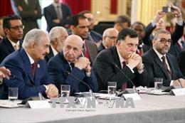 Các bên đối địch tại Libya đạt thỏa thuận tiến hành tổng tuyển cử