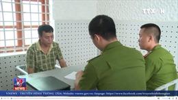 Bắt 2 đối tượng gây ra 22 vụ trộm xe máy tại Thái Bình