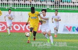 Vòng 10 V-League 2018: Tâm điểm FLC Thanh Hóa - Hoàng Anh Gia Lai