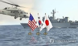 Hàn-Mỹ-Nhật tổ chức Đối thoại quốc phòng 3 bên