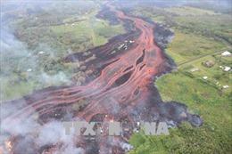 Cư dân tại Hawaii, Mỹ sơ tán do dung nham núi lửa Kilauea