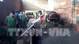 Truy tố 5 đối tượngtrong vụ cà phê trộn bột lõi pin tại Đắk Nông