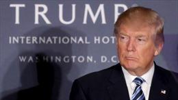 Tài sản Tổng thống Trump sụt giảm lớn
