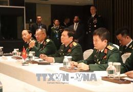 Việt Nam - Hoa Kỳ tăng cường hợp tác lĩnh vực công nghiệp quốc phòng