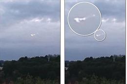 Phát hiện vật thể bay nghi UFO gần căn cứ không quân Anh