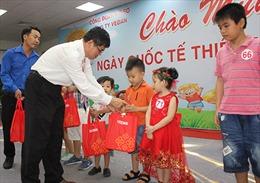 Ngày Tết thiếu nhi tại Vedan Việt Nam