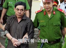 Nguyên Trưởng Ban Bồi thường giải phóng mặt bằng quận lĩnh án tử hình