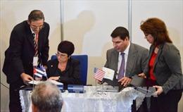 Mỹ, Cuba nối lại dịch vụ bưu chính sau 55 năm gián đoạn