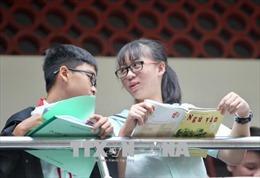 Trên 87.000 học sinh TP Hồ Chí Minh bắt đầu 'đua' vào lớp 10 công lập