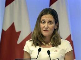 Canada khiếu nại Mỹ tại WTO