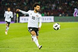 WORLD CUP 2018: Tiền đạo Salah của Ai Cập sẽ ra sân ngay trận đầu