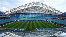 WORLD CUP 2018: Sochi 'nới sân' cho World Cup