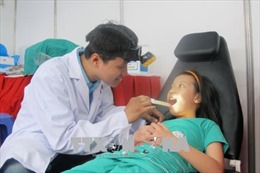 Ngày hội chăm sóc sức khỏe trẻ em tại TP Hồ Chí Minh