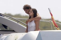 Rafael Nadal: Muốn dành thời gian sống trên thuyền với bạn gái