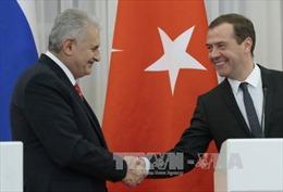 Nga và Thổ Nhĩ Kỳ thảo luận về các dự án năng lượng quan trọng
