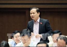 Chất vấn Bộ trưởng Giao thông Vận tải về các dự án BOT giao thông