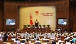 Hôm nay, Quốc hội chất vấn thành viên Chính phủ