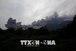 Thương vong trong vụ núi lửa phun trào tại Guatemala tăng gần 15 lần