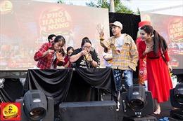 Huyền My cùng dàn sao Việt rạng rỡ quậy tưng lễ hội 'Phố hàng nóng' Đà Nẵng