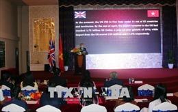 Kỷ niệm 45 năm thiết lập quan hệ ngoại giao Việt Nam-Anh quốc