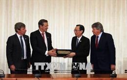 Tăng cường hợp tác giữa Thành phố Hồ Chí Minh và địa phương Argentina
