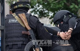 Nga bắt giữ 11 người tại Siberia nghi tuyển mộ khủng bố