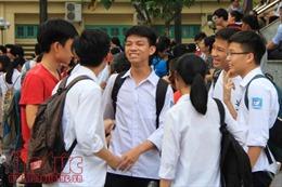 Những điểm mới tại kỳ thi lớp 10 THPT 2018 tại Hà Nội