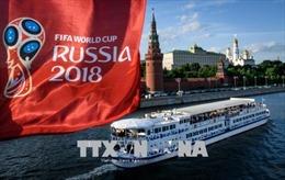 World Cup 2018: Nga bắt đầu cho phép các cổ động viên nước ngoài nhập cảnh miễn thị thực