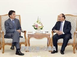 Thủ tướng Nguyễn Xuân Phúc tiếp Đại sứ Hy Lạp