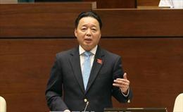 Kỳ họp thứ 5, Quốc hội khóa XIV: Cần Nghị quyết đặc thù để quản lý đất tại đặc khu