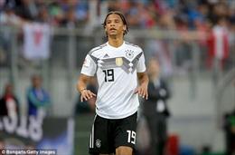 WORLD CUP 2018: Tuyển Đức bất ngờ loại Leroy Sane - Tuyển Ai Cập quyết giữ Mohamed Salah