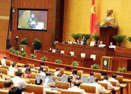Hôm nay (6/6), Phó Thủ tướng Vương Đình Huệ trả lời chất vấn của đại biểu Quốc hội