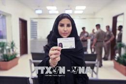 Saudi Arabia chính thức cấp giấy phép lái xe cho phụ nữ