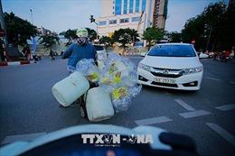 Manh mún tái chế chất thải nhựa